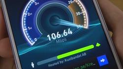 Sốc với những quốc gia có mạng di động nhanh hơn cả Wi-Fi