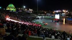 Đà Lạt: Hàng ngàn người tập trung cổ vũ bóng đá dưới cái rét 18 độ