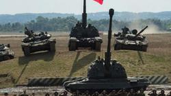 Poroshenko tố hơn 80.000 lính Nga đang ở trong và vây quanh Ukraine