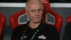 HLV Eriksson quá kiêu ngạo và phải trả giá vì coi thường Việt Nam