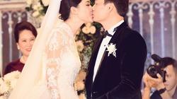 Tiệc cưới xa hoa của á hậu Thanh Tú và đại gia hơn 16 tuổi