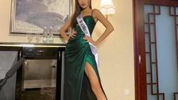 Cho đối thủ mượn váy thoải mái, Minh Tú ghi điểm tại Hoa hậu Siêu quốc gia