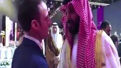 Video Thái tử Ả Rập đối mặt căng thẳng với Tổng thống Pháp