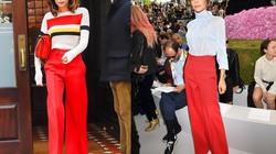 Một kiểu quần Victoria Beckham mặc được tận 4 cách