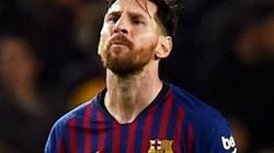 Choáng với thứ hạng của Messi trong cuộc bỏ phiếu Quả bóng Vàng 2018