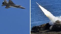 "Nga bắn tên lửa hủy diệt các mục tiêu từ Crimea ""nắn gân"" Ukraine"