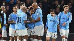 """Đánh bại Watford, Man City lập thêm một kỷ lục """"siêu khủng"""""""