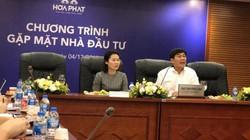 """HPG rớt thảm, tuột khỏi danh sách tỷ phú USD, """"Vua"""" thép Trần Đình Long lên tiếng"""