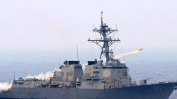 Tàu khu trục Mỹ áp sát căn cứ Hạm đội Thái Bình Dương Nga ở Viễn Đông