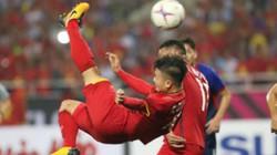 Kết quả AFF Cup 2018: Quang Hải, Công Phượng đưa Việt Nam vào chung kết