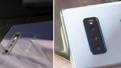Đây thực sự là chiếc điện thoại Galaxy S10 sắp ra mắt?