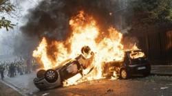 """Bạo loạn ở Pháp: Nỗi sợ hãi bao trùm Paris trước ngày """"bão tố"""""""