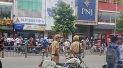 Ngân hàng VietABank lên tiếng về vụ bị cướp có vũ khí ở TP.HCM