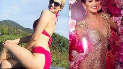 9 đối thủ đẹp, nóng bỏng nhất của Tiểu Vy trước CK Miss World