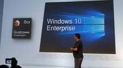 """Thông số Snapdragon 8cx có khiến Intel """"run như cầy sấy""""?"""