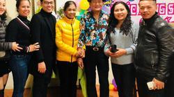 Tuấn Vũ được fan tặng quần áo rét, tổ chức sinh nhật sớm tại Hà Nội