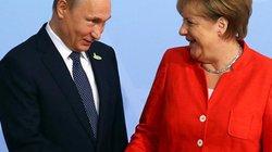 Nóng Nga-Ukraine: Putin gọi điện cho bà Angela Merkel