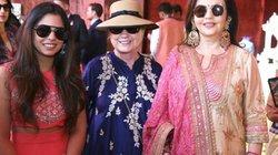 Đám cưới 100 triệu USD xa hoa bậc nhất của hai gia tộc tỷ phú Ấn Độ