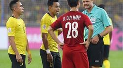 Malaysia đã nhận bao nhiêu thẻ vàng trong trận hòa Việt Nam?