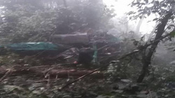 Xe tải chở máy xúc lao xuống vực ở Sơn La: Xác định danh tính 4 nạn nhân