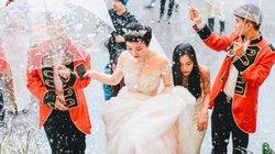 """Choáng với """"siêu đám cưới"""" của cô dâu Quảng Ninh - chú rể Hải Phòng"""