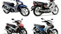 Top 9 xe máy rẻ, tiết kiệm xăng nhất tại Malaysia