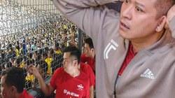Tuấn Hưng cay khóe mắt khi CĐV Việt Nam phải xem chung kết AFF qua hàng rào