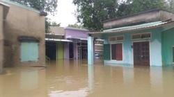Quảng Nam: Dân lo lắng hồ Phú Ninh tăng lưu lượng xả lũ