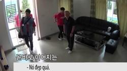 Căn nhà 'do thám' của HLV Park Hang-seo tại Hà Nội gây sốt mạng