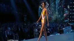 H'Hen Niê trình diễn áo tắm tại bán kết Hoa hậu Hoàn vũ