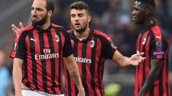 Kết quả, BXH Europa League rạng sáng 14.12: Bi kịch của AC Milan