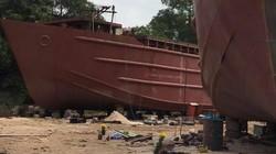 Nổ tại xưởng đóng tàu, nhiều người thương vong