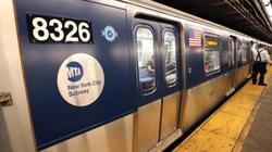 Mỹ: Ngủ trên tàu điện, tỉnh dậy thấy mình bị cưỡng hiếp
