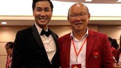 Nguyên Khang và dàn sao Việt hát cổ vũ ĐTVN trước chung kết lượt về
