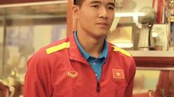 Hà Đức Chinh yêu Ronaldo, mơ khoác áo M.U