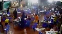 Truy bắt 2 nghi phạm chém gục người đàn ông ở quán nhậu
