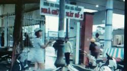Xác minh đối tượng nữ dọa nạt, đập mũ bảo hiểm trước bến xe Đà Nẵng
