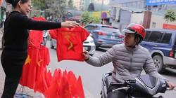 Ảnh: Hà Nội hừng hực khí thế cổ vũ đội tuyển Việt Nam