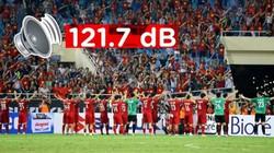 CĐV Malaysia hò hét to, nhưng CĐV VN mới lập kỷ lục về âm thanh lớn