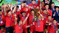 Điểm lại năm 2018 bằng VÀNG RÒNG của bóng đá Việt Nam