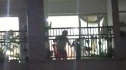 Bé 4 tuổi bị 2 người lớn thay nhau đánh tới tấp tại căn hộ chung cư