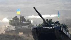 Ukraine đưa xe tăng, chiến đấu cơ đến tiền tuyến trước mối đe dọa từ Nga