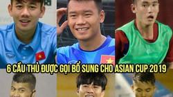 """HLV Park Hang-seo bổ sung 6 cầu thủ: """"Sát thủ sút phạt"""" trở lại"""