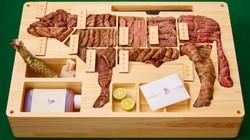 Vua của các loại thịt bò giành kỷ lục Guiness