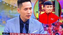 """24H Hot: MC Quốc Khánh khiến sao Việt bất bình khi hỏi Quang Hải """"đau thật hay chiến thuật"""""""