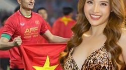"""Hoa hậu tỏ tình Lâm Tây tái xuất nóng bỏng, lộ hình xăm """"chỗ kín đáo"""""""