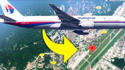 Đây là nơi máy bay MH370 lượn đến để hạ cánh khi đang bốc cháy?