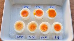 Bí kíp luộc trứng mà bất kỳ chị em nào cũng cần phải nắm rõ