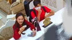 24h HOT: Thực hư loạt ảnh Văn Đức và người đẹp top 10 HHVN vào khách sạn?