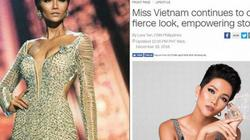"""H'Hen Niê được BBC, CNN khen ngợi, cư dân mạng khuyên """"đến Hollywood làm người mẫu"""""""